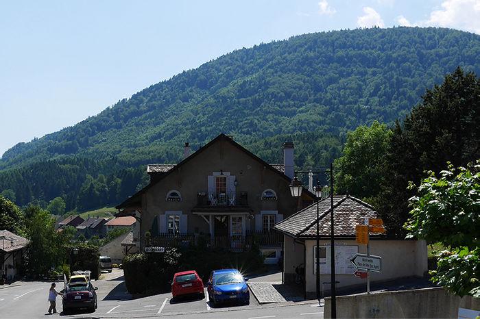 Tourisme Auberge Aux 2 Sapins Montricher