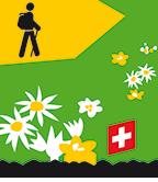 Suisse à pied Montricher Auberge Aux 2 Sapins