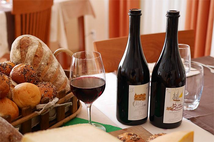 Vins Auberge Aux 2 Sapins Montricher