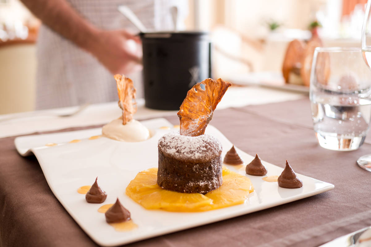 Desserts Auberge Aux 2 Sapins