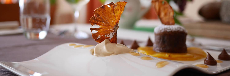 Dessert Auberge Aux 2 Sapins Montricher