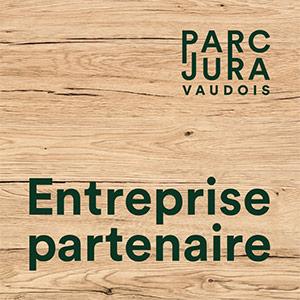 Logo Parc Jura Vaudois 2 Sapins